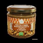 Паста з Волоських горіхів з медом 200 г