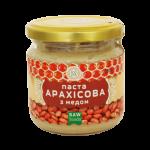 Паста з горіхів Арахісу з медом 200 г