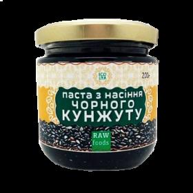 Паста з насіння кунжуту чорного 200 г